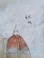 Swallows in Italy No. 2