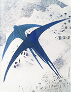 Swallows No.15